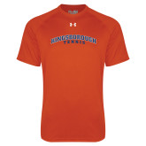 Under Armour Orange Tech Tee-Tennis