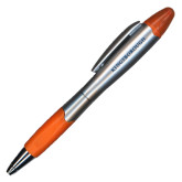 Silver/Orange Blossom Pen/Highlighter-Arched Kingsborough