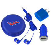 Community College 3 in 1 Royal Audio Travel Kit-The Wave