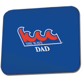 Community College Full Color Mousepad-Dad