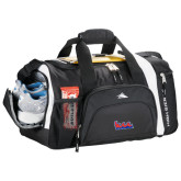 High Sierra Black 22 Inch Garrett Sport Duffel-The Wave