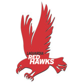 Extra Large Decal-Red Hawk, 18 in tall