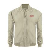 Khaki Players Jacket-LaGuardia Wordmark