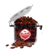 Almond Bliss Round Canister-LaGuardia Red Hawks
