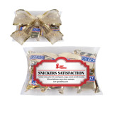 Snickers Satisfaction Pillow Box-LaGuardia Red Hawks
