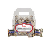 Snickers Satisfaction Gable Box-LaGuardia Red Hawks