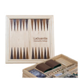 Lifestyle 7 in 1 Desktop Game Set-LaGuardia Wordmark Engraved
