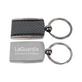 Corbetta Key Holder-LaGuardia Wordmark Engraved