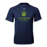 Under Armour Navy Tech Tee-University Mark