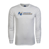 White Long Sleeve T Shirt-LC Lightning Flat