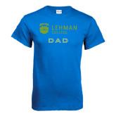 Royal Blue T Shirt-Dad