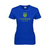 Ladies Royal T Shirt-University Mark