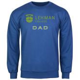 College Royal Fleece Crew-Dad