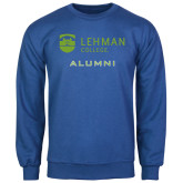 College Royal Fleece Crew-Alumni