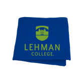 Royal Sweatshirt Blanket-University Mark