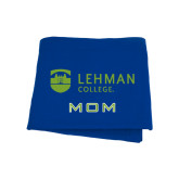 College Royal Sweatshirt Blanket-Mom