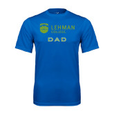 College Performance Royal Tee-Dad