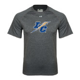 Under Armour Carbon Heather Tech Tee-LC Lightning