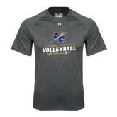Under Armour Carbon Heather Tech Tee-Can You Dig It