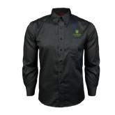 Red House Black Long Sleeve Shirt-University Mark