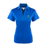 College Ladies Royal Performance Fine Jacquard Polo-University Mark