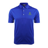 College Royal Dry Mesh Polo-University Mark