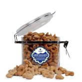 Cashew Indulgence Round Canister-University Mark