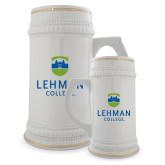 Full Color Decorative Ceramic Mug 22oz-University Mark