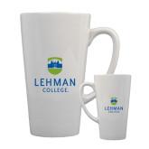 Full Color Latte Mug 17oz-University Mark