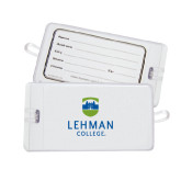 College Luggage Tag-University Mark
