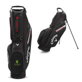 Callaway Hyper Lite 4 Black Stand Bag-University Mark