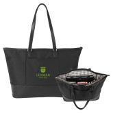 Stella Black Computer Tote-University Mark