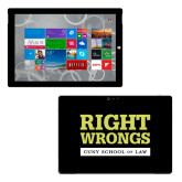 Surface Pro 3 Skin-Right Wrongs