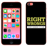 iPhone 5c Skin-Right Wrongs