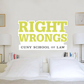 2 ft x 6 ft Fan WallSkinz-Right Wrongs