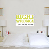 1 ft x 3 ft Fan WallSkinz-Right Wrongs