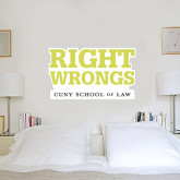 1.5 ft x 4 ft Fan WallSkinz-Right Wrongs
