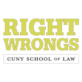 Large Decal-Right Wrongs, 12 in wide