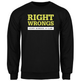 Black Fleece Crew-Right Wrongs