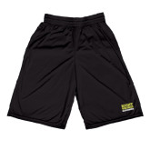 Russell Performance Black 10 Inch Short w/Pockets-Right Wrongs