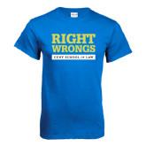 Royal T Shirt-Right Wrongs