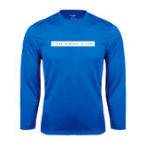 Performance Royal Longsleeve Shirt-CUNY School of Law