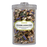 Snickers Satisfaction Large Round Canister-CUNY School of Law