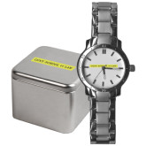 Mens Stainless Steel Fashion Watch-CUNY School of Law