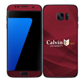 Samsung Galaxy S7 Edge Skin-University Logo 1876 Horizontal