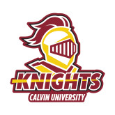 Small Decal-Knights with University