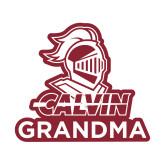 Small Decal-Grandma Knight Calvin