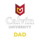Dad Decal-Dad University Logo Vertical