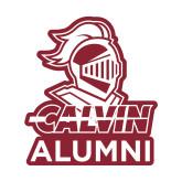 Alumni Decal-Alumni Knight Calvin