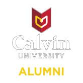 Alumni Decal-Alumni University Logo Vertical